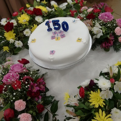 150 Years Lunch